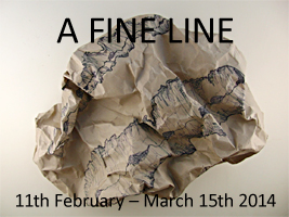 A Fine Line - An exhibition at Kaleidoscope Gallery Sevenoaks